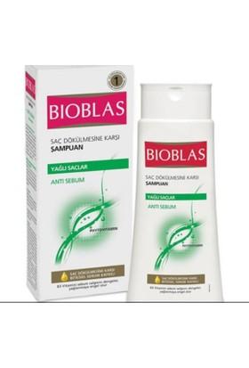 Bioblas Saç Dökülmesine Karşı Şampuan Yağlı Şaçlar İçin 400 Ml