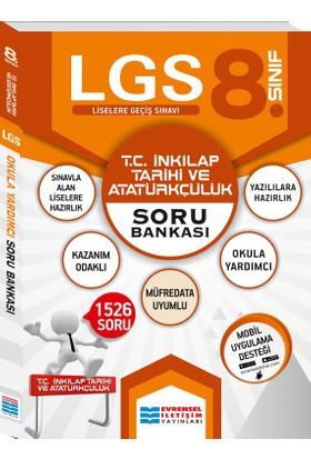8.Sınıf Lgs T.C.İnkılap Tarihi Ve Atatürkçülük Soru Bankası