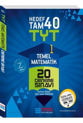 Tyt Temel Matematik Video Çözümlü 20'Li Deneme Sınavı(1. Oturum)
