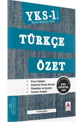 Yks 1. Oturum Türkçe Özet Tyt