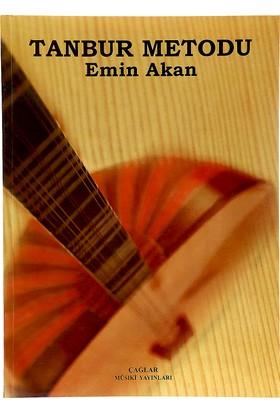 Tanbur Metodu - Emin Akan (Vcd`Li)