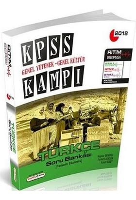 Kamu Park Yayınları Kpss Kampı Genel Yetenek Genel Kültür Türkçe Soru Bankası
