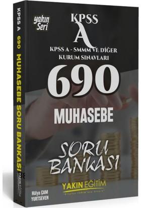 Yakın Eğitim Kpss-A 690 Muhasebe Soru Bankası