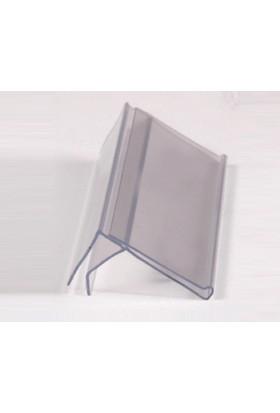 Cam Raf Etiketliği Şeffaf 40 mm x 100 mm 100 'lü