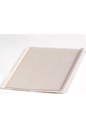 Yapışkanlı Etiketlik Şeffaf 65 mm x 100 mm 100'lü