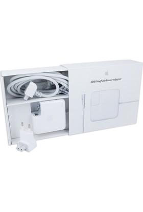 Apple Macbook Pro 60W Magsafe1 A1344 Orjinal Kutulu Şarj Aleti
