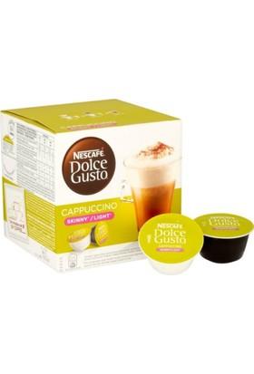 Nescafé® Dolce Gusto® Cappuccino Skinny - 16 Kapsül