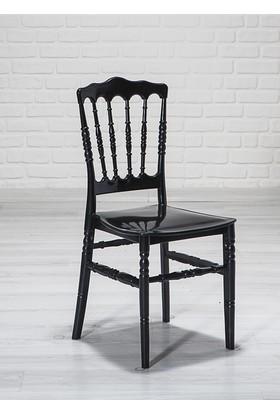 Miray Sandalye - Siyah