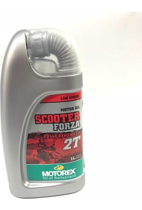 Motorex 2T Scooter Motor Yağı Sentetik 1Lt