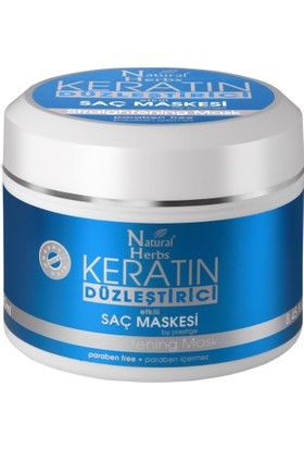 Natural Herbs Düzleştirici Keratin Maske 250 ML