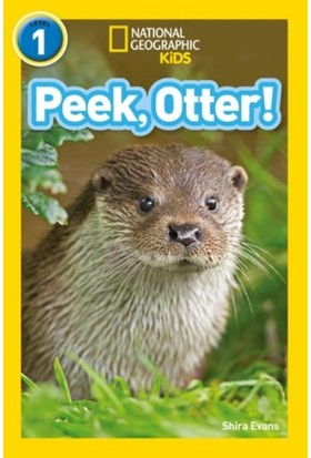 Peek, Otter! (National Geographic Readers 1)