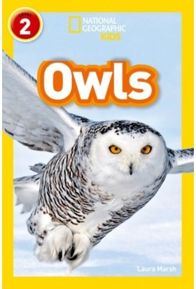 Owls (National Geographic Readers 2)
