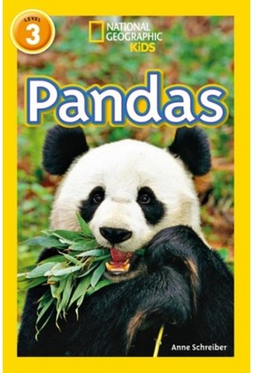 Pandas (National Geographic Readers 3)