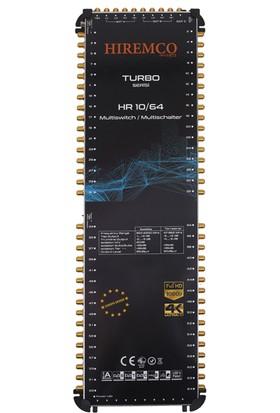 Hiremco 10/64 - 64 Çıkışlı Sonlu MultiSwitch Santral