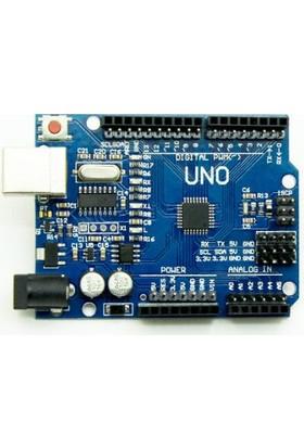Robotus Arduino Uno R3 SMD + USB Kablo Hediyeli