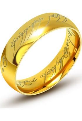 Nanotron Lord of The Rings Güç Yüzüğü, Altın Kaplama