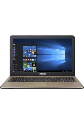 """Asus X540SA-XX041D Intel Celeron N3050 4GB 500GB Freedos 15.6"""" Taşınabilir Bilgisayar"""