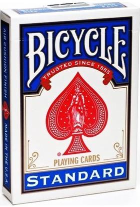 Bilardoavm Orjinal Bicycle Standart Oyun Kağıdı (Bicycle Mavi İskambil Oyun Kağıdı)