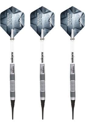 Unicorn 4781 Silverstar M.Smith Tungsten 20 Gr Elektronik Dart Oku Seti