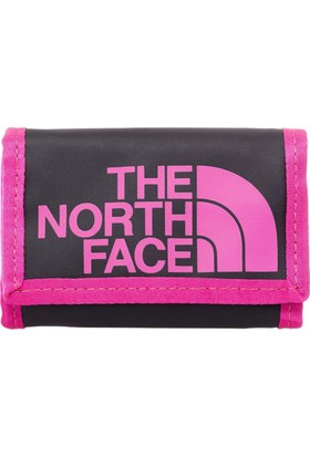 The North Face Base Camp Wallet Cüzdan (Tnf Black/Luminspink)
