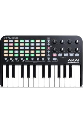 Akai Apckey25 Müzik Prodüksiyonu Klavye Kontrol Cihazı -