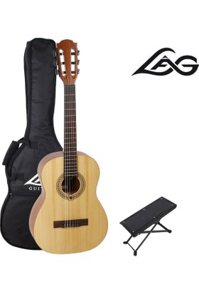 Lag Oc44-Packex Occitania Klasik Gitar Seti -