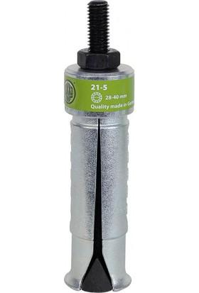 Kukko 21 - 1 Rulman İç Çektirme 12 - 16 Mm 22 - 1 İle Birlikte Kullanıma Uygundur.