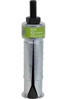 Kukko 21 -6 Rulman İç Çektirme 36 - 46 Mm 22 - 2 Ve 22 - 3 İle Birlikte Kullanıma Uygundur.