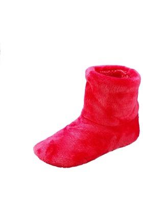 Catherine'S Bayan Kırmızı Pelüş Ev Botu