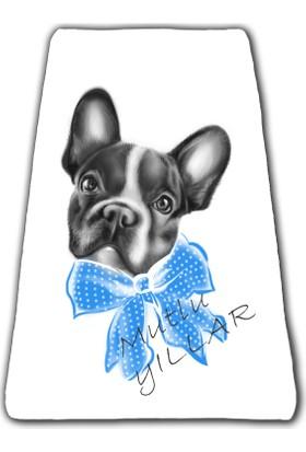 Yorka Design Köpek 1 -3D Dijital Baskılı Battaniye