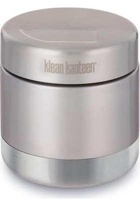 Klean Kanteen Insulated Food Canister 8 Oz Brushed