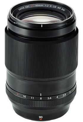 Fujifilm Fujinon Xf 90Mm F2 R Lm Wr Lens ( Outlet )