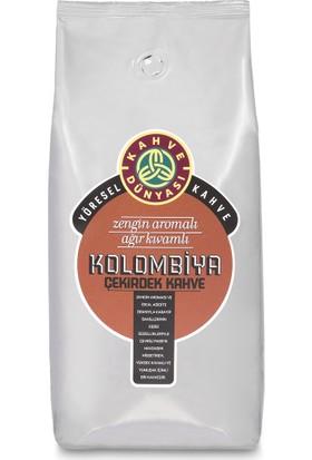 Kahve Dünyası Kolombiya Kavrulmuş Çekirdek 1000 g