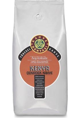 Kahve Dünyası Kenya Kavrulmuş Çekirdek 1000 g