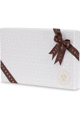 Kahve Dünyası White Box Karışık Çikolata Kutusu Orta