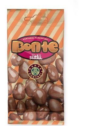 Kahve Dünyası Bonte Sütlü Çikolatalı Portakal Parçacıklı 50 g