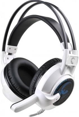 Gamepower Slark Beyaz 3.5Mm Oyuncu Kulaklık