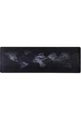 Hiper Hgm900 World Map Mouse Pad 900 x 300 x 4Mm