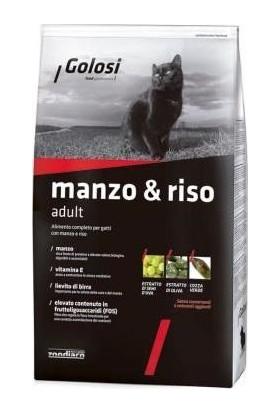 Golosi Sığır Etli Yetişkin Kedi Maması 20 Kg
