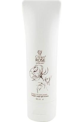 Clean Rose Argan Yağlı Gül Kremi (95 Ml)