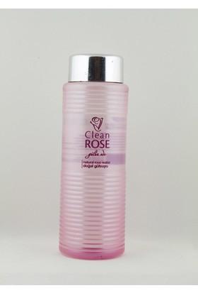 Clean Rose Doğal Gülsuyu 500 Ml %100 Doğal