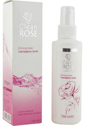 Clean Rose Sıkılaştırıcı Tonik
