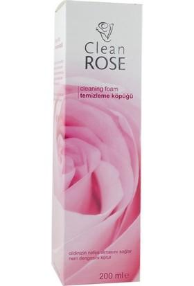 Clean Rose Temizleme Köpüğü