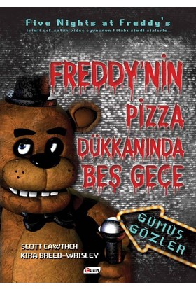 Freddy'nin Pizza Dükkanı'nda Beş Gece