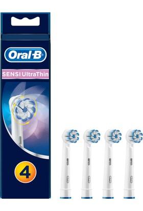 Oral-B Diş Fırçası Yedek Başlığı Sensitive Ultra Thin 4 adet