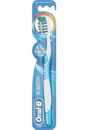 Oral-B Diş Fırçası Complete Ekstra Uzun Kıllar 40 Orta