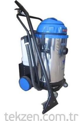 Cleanvac Ewd 753 Halı Yıkamalı Süpürge 3600w