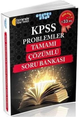 Akıllı Adam Kpss Problemler Tamamı Çözümlü Soru Bankası