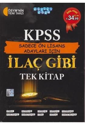 Akıllı Adam Kpss Sadece Ön Lisans Adayları İçin İlaç Gibi Tek Kitap