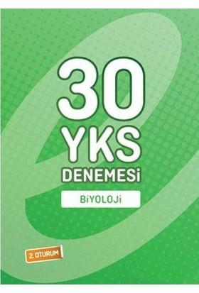 Endemik Yks Biyoloji 30 Denemesi 2. Oturum
